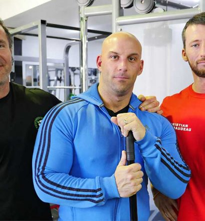 Christian Thibaudeau joins Rawdon Dubois and Tom Hewett on the Under The Bar Podcast to talk about optimising your true nature and his upcoming Australian tour