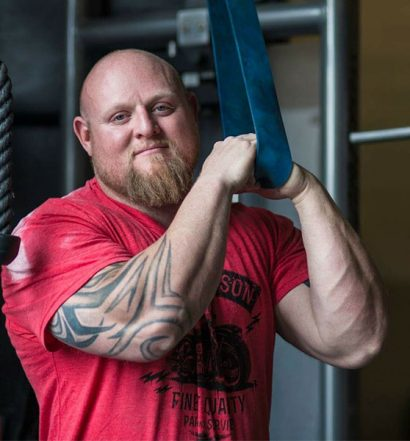 Legendary powerlifter Matt Wenning joins Rawdon Dubois and Tom Hewett on the Under The Bar Podcast
