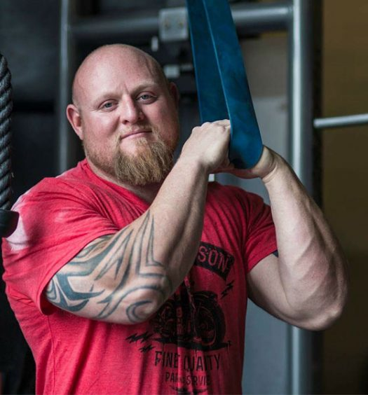 Legendary powerlifter Matt Wenning joins Rawdon Dubois and Tom Hewett on the Under The Bar Podcast